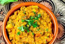 Vegetarian Curries & Stews