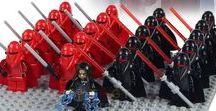 Star Wars Minifigures Lego Toys Set DIY Collection Custom / Star Wars Minifigures Lego Toys Set DIY Collection Custom