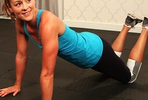 exercise / Great workouts for all fitness levels, age groups, and time constraints. / by Jennifer -yourstrulyjenn
