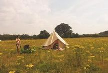 Camping & Glamping / Camping inspiration from what to pack to the best places to pitch a tent with your family.