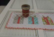 Look what I designed! / These are crafts and quilts that I have designed!