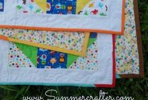 Quilted my me! / Quilts, bags and other quilted items