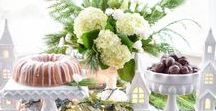 Christmas entertaining / Holiday entertaining your guests will enjoy.