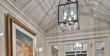 Entryway Decor / The entryway is the first impression of your house.