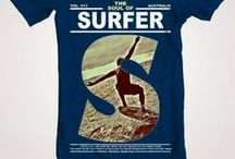 SLATBANG SURF T-SHIRTS / SURF WEAR