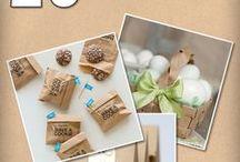 envolturas de paquetes