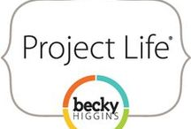 Project Life / Free printables