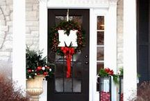 Holiday Home Tours / Bloggers Holiday house tours