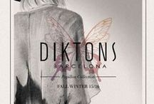 Diktons FW15-16 Collection. / PAPILLON