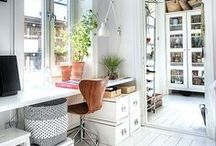 Skandinaviska Grejer (Scandinavian Stuff) / I am in love with this style of living, so pure, clean and natural.