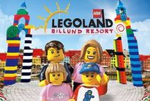 LEGOLAND ~ Дания / Отдых в Legoland - Дания. Всё самое интересное о семейном отдыхе в датском Legoland. Relax in Legoland - Denmark. All the fun of a family holiday in the Danish Legoland