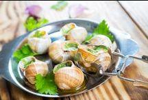 ► Escargots / Retrouvez la gamme d'escargots Sabarot