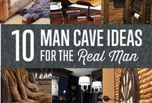 Man caves / Férfiak klubja