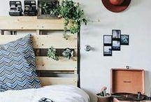 Bedroom Goals / Our dream bedrooms.