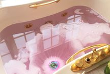 Lush Baths.