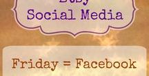 Etsy Social Media - Twitter, Instagram, Pinterest, Tumblr and Facebook networking. / Not just for Etsy sellers, this is a board for all small businesses showcasing their handmade items, vintage and or supplies. For more details see our Facebook group https://www.facebook.com/groups/etsysocialmedia/