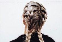 Hair / Peinados, cortes de pelo