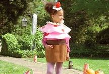 Cupcake costumes / A cupcake costume is a popular thing any time of year!