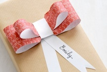 Gift Wrap / by J