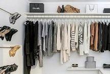 Closets / Vestidor, diseño de interiores, organización de vestidor