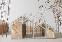 Maquetas / Maquetas de arquitectura