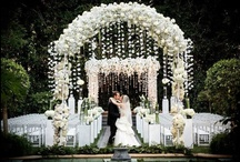 Opulent Weddings / Weddings are magical, special and an expression of love. There are so many ideas, venues and themes to choose from. Make sure your wedding is opulent, stylish, chic and an expression of your unique love.