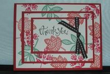 Day of Gratitude-Retired / Made with Stampin' Up! Day of Gratitude stamp set.