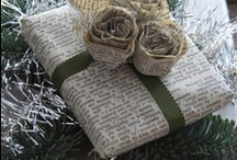 RECYCLING CRAFTS / IDEAS
