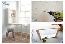 DIY home / DIY para la casa, proyectos para hacer tu mismo, artesanía, decoración low cost