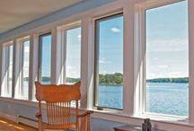Windows and Doors / Local jobs using Hancock Lumber supplied windows and doors.