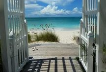 Beach Life / Decor for beach houses and wishful thinking ...