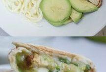 Food and drinks - Eten en drinken / Lekkere gerechten en hapjes