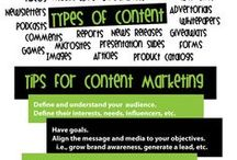 Content Marketing / Helpful tips on Content Marketing