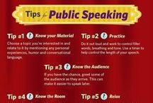 Speaking & Presenting / Helpful tips for Speakers & Presenters