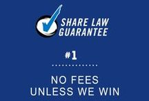 Share Law Guarantee / Our Guarantee to You
