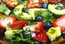 Healthy Vegetarian / Healthy vegetarian meal ideas