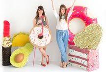DIY party / Proyectos de decoración DIY, Hazlo tu mismo, decoración, fiestas, eventos, cenas, decoración de platos, mesas, ideas cumpleaños