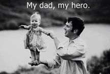 Father's Day 2014 / In commemoration of all men young and old who find themselves in the fatherly role. Let's take a moment to remember our Dad's whether we are young or old.