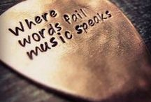 World Music Day 2014 / This board celebrates music, musical insights and famous quotes and philosophies from around the music world ahead of World Music Day 2014 - 21 JUNE 2014