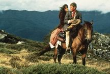 The Man From Snowy River / A board full of inspiration from The Man From Snowy River. With the Snowy Mountains on your doorstep, staying at Elm Cottages is sure to inspire you.  www.elmcottages.com.au