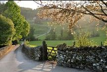 Beautiful England / Places to visit and beautiful countryside in England