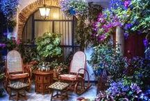 Relaxing Spaces / Relaxing chill out spaces to enjoy