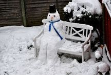 Do You Wanna Build A Snowman? / A collection of snowman related fun!