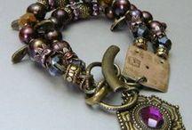 BRACELETS / Different types of bracelets you can make yourself ~