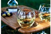 Fresh Food + Wine / Good food and wine to enjoy in the country. #country #countrydining #wine