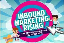 Inbound Marketing / All you need to know, hints & tips on Inbound Marketing for your business
