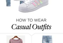 Chic and casual fashion