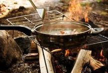 BBQ Recipes / A collection of barbeque recipes to try on your camping trip. #bbq #bbqrecipes #barbeque #grill #campingfood