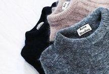 COZY CLOTHES / comfy style