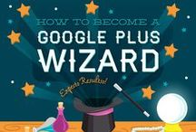 Google + / Google + helpful hints, tips & how to's